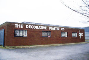 decoratve plaster company, brunswick Industrial Estate, Newcastle Upon Tyne, NE13 7B
