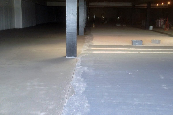 Ultraplan DPC Screeding